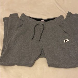 Nike Joggers. Size M